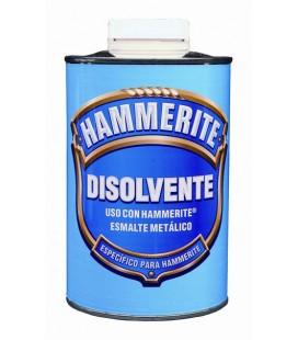 HAMMERITE DISOLVENTE 5,00L. INCOLORO