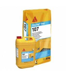 Mortero de impermeabilización a base de cemento SikaTop® Seal-107