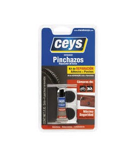 REPARA PINCHAZOS KIT 505016 (5ML+PARCHES)