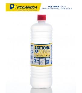 ACETONA PURA BOTELLA 1L 190052 PEGANOSA