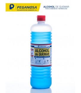 ALCOHOL DE QUEMAR 1 LITRO