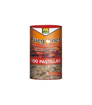 PASTILLAS ECOLOG.BOTE 100PZ FUEGONET 231169