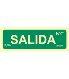 EVACUACION SALIDA RD12104