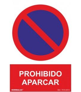 PROHIBIDO APARCAR RD40040