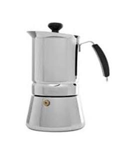 CAFETERA INOX ARGES 4 TAZAS 215080300