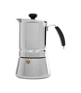 CAFETERA INOX ARGES 6 TAZAS 215080400