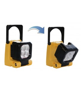 PROYECTOR LED PORTATIL 620600 RECARGABLE 12W AYERBE