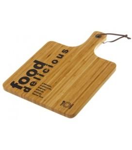 TABLA CORTE BAMBU 37,8X26 CM 98808