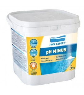 REDUCTOR PH GRANULADO 76002 5KG POOL EXPERT GRE