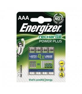 PILA RECARGABLE HR03 POWER PLUX 638625 ENERGIZER