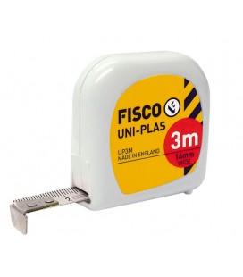 FLEXOMETRO FISCO UNI-PLAS UP-3M 16MM AGHASA